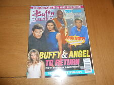 BUFFY THE VAMPIRE SLAYER MAGAZINE - Issue 23 - Date 07/2001 - Titan Books