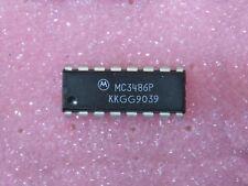 ci MC 3486 P / ic MC3486P - DIP16 - (pla022)