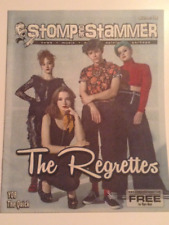 Rare The Regrettes on Stomp and Stammer magazine band