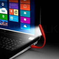 Flexible Mini USB LED Light Lamp F Computer Notebook Laptop PC Reading Bright -3