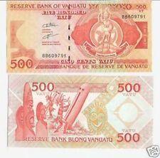 Vanuatu 500 Vatu 2007   Pick 5c  FDS UNC  rif 4056