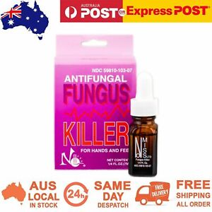 No Miss Anti fungal Liquid Fungus Killer Hand and Feet Nail Treatment 7 ml