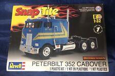 Revell Peterbilt 352 Cabover 1:32 New 85-1964