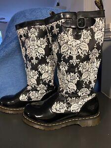 Dr Marten 'Nellie' Boots