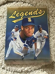 Legends Sports Memorabilia Price Guide July/August 1991- Ken Griffey Jr on Cover