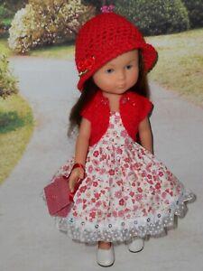 Vêtement poupée conçu pour les chéries de corolle