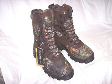 Rocky Camo Hunting Boots 9.5 Wide 1000G Insulated Boots Cold Weather Boots Snow
