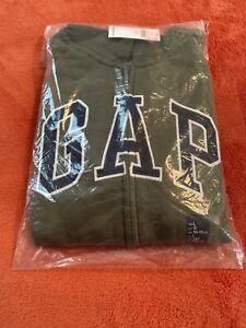 Boys Size Large Gap Zip Up Sweatshirt