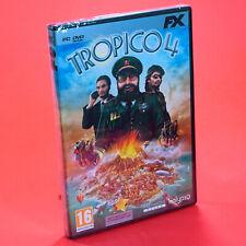 TROPICO 4 PC sigillato italiano gioco strategia
