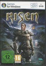 Risen (PC, 2009, DVD-Box) - mit Anleitung - MIT Steam Key Code