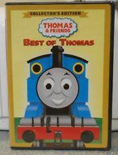 Thomas the Tank Engine - Best of Thomas (DVD, 2001) RARE BRAND NEW