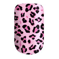 Pink Nail Art Stickers
