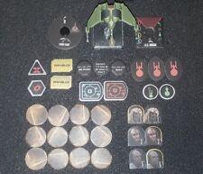 Star Trek Attack Wing (WizKids) IKS Koraga Expansion (used)