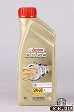 1X Motoröl Motorenöl Castrol Edge Titanium FST 5W-30 LL 1 Liter ACEA C3