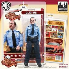 DUKES OF HAZZARD; CLEETUS , 8 INCH ACTION FIGURE, FIGURES TOY CO MIP