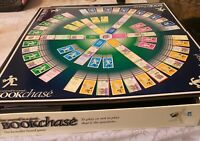 BOOKCHASE FAMILY BOARD GAME - Tony Davis 2007 - Great Family Board Game