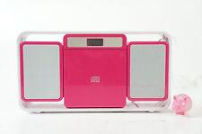 Bigben MCD 10 rsstick radio e merce difettosa CD Player hobbisti o rosa