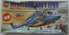 Airfix 1/72 03024 Westland Navy Lynx Helicopter Model Kit