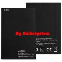 BATTERIA ORIGINALE BLACKVIEW per A8 MAX 3000MAH AB1683 RICAMBIO PILA NUOVA