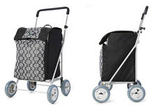 Marketeer Chelsea 4 Ruote Trolley Borsa SHOPPER SHOPPING su ruote