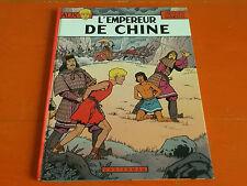 LIBRO CARTONATO LES AVENTURES D' ALIX L'EMPEREUR DE CHINE EDIZIONE FRANCESE 1984