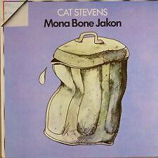"12"" LP - Cat Stevens - Mona Bone Jakon - B457 - washed & cleaned"