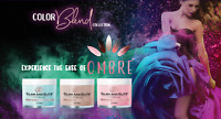 Glam and Glits Ombre Acrylic Marble Nail Powder BLEND Collection Vol.1 - 2oz/Jar