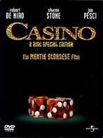 DVD - Casino / 2 Disc Special Edition / Robert De Niro / 2-DVD`s / #4537