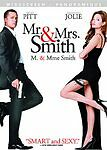 Mr. and Mrs. Smith (DVD, 2005, Widescreen)
