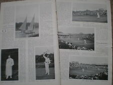 Photo article Riseley Doherty and other Wimbledon tennis finals 1904