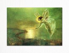 Spirit of the Night Fairy Fridge Magnet - John Grimshaw