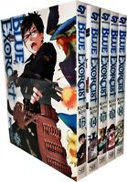 Blue Exorcist Volume 11-15 Collection 5 Books Set (Series 3) Children Manga Book