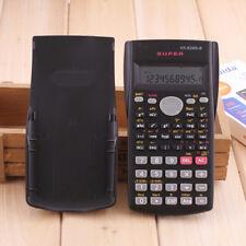 82MS-A Handheld Multi-function Digital LCD 2-Line Display Scientific Calculator