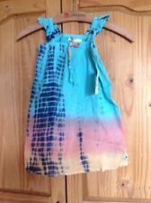 Girls/toddlers Tie Die Roxy Dress 6yrs