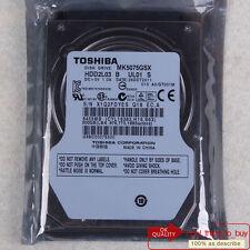 """TOSHIBA 500 GB HDD (MK5075GSX) SATA 5400 RPM 2.5"""" 8 MB Hard Disk Drive Free sp"""