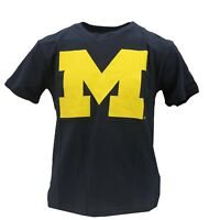 Michigan Wolverines Official NCAA Apparel Youth Kids Size T-Shirt New with Tags