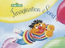 Imagination Song (Sesame Street Read-Along Songs)-ExLibrary
