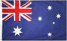 5 X 3ft Australia Aussie Australian Flag The Ashes Cricket Football Suppoter