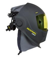 ESAB Sentinel A50 Air Welding Helmet c/w 4 FREE Outer Lenses + FREE P&P