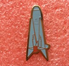 Pins FUSÉE HUCKEL WINKLER II 2 Véhicule Spatial Vintage Badge Lapel Pin