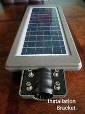 USA🇺🇸60W 150 LED solar powered, sensor. streets light home,gardens,backyards