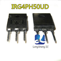 2PCS IRG4PH50UD Encapsulation:TO-247,INSULATED GATE BIPOLAR TRANSISTOR WITH