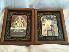 Pear's Soap & Rexall 93 Hair Tonic Advertisement  Wood Framed Hanging Pictures