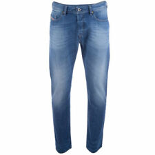Jeans coupe droite Diesel pour homme taille 34