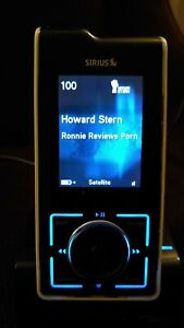 Active Rare Sirius Stiletto SL-100 Radio Lifetime Subscription 150+ Channels!