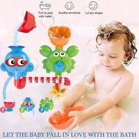 Kinder Bad Sprühen Spielzeug Baby Wasserfall Badespielzeug Dusche Badewanne