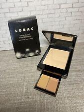 Lorac Evening Out Complexion Kit Powder & Concealer ~Light*Pale~