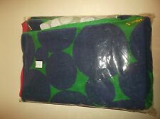 Boden Fun Beach Towel Royal Blue Spot Brand New in Bag AD100 Rare Hard2Find