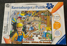 Tiptoi - Ravensburger Puzzle: Die Baustelle