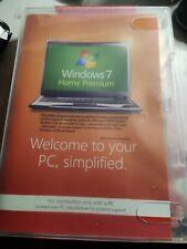 Microsoft Windows 7 Home Premium 64 Bit Version -  Complete - C5